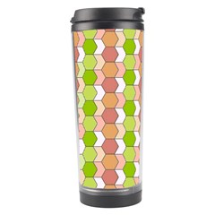 Allover Graphic Red Green Travel Tumbler