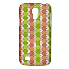 Allover Graphic Red Green Samsung Galaxy S4 Mini (GT-I9190) Hardshell Case