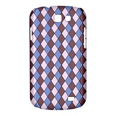 Allover Graphic Blue Brown Samsung Galaxy Express Hardshell Case