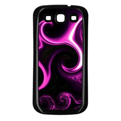 L508 Samsung Galaxy S3 Back Case (Black)