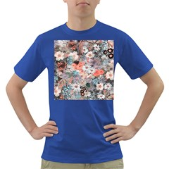 Spring Flowers Mens' T-shirt (Colored)