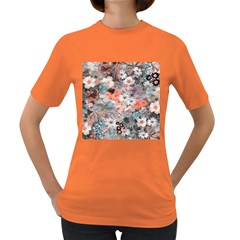 Spring Flowers Womens' T-shirt (Colored)