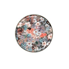Spring Flowers Golf Ball Marker 10 Pack (for Hat Clip)