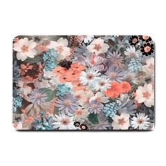 Spring Flowers Small Door Mat