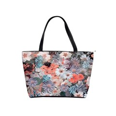 Spring Flowers Large Shoulder Bag