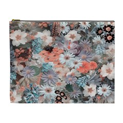 Spring Flowers Cosmetic Bag (xl)