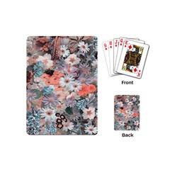 Spring Flowers Playing Cards (Mini)