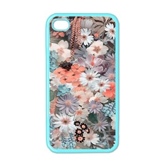 Spring Flowers Apple iPhone 4 Case (Color)