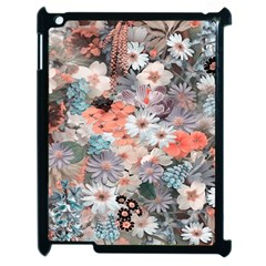 Spring Flowers Apple iPad 2 Case (Black)
