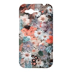 Spring Flowers HTC Rhyme Hardshell Case