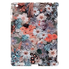Spring Flowers Apple iPad 3/4 Hardshell Case (Compatible with Smart Cover)