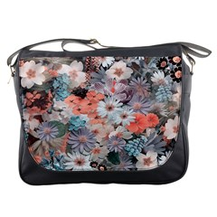 Spring Flowers Messenger Bag