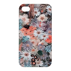 Spring Flowers Apple iPhone 4/4S Premium Hardshell Case