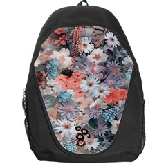 Spring Flowers Backpack Bag