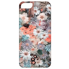 Spring Flowers Apple Iphone 5 Classic Hardshell Case