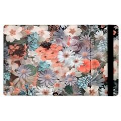 Spring Flowers Apple iPad 2 Flip Case