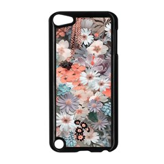 Spring Flowers Apple Ipod Touch 5 Case (black)