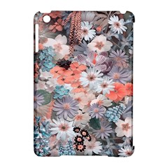 Spring Flowers Apple iPad Mini Hardshell Case (Compatible with Smart Cover)