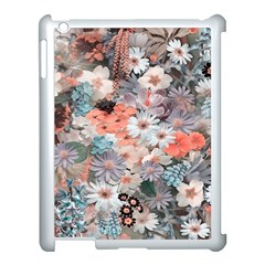 Spring Flowers Apple Ipad 3/4 Case (white)