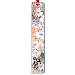 Spring Flowers Large Bookmark