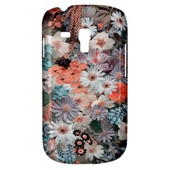 Spring Flowers Samsung Galaxy S3 MINI I8190 Hardshell Case