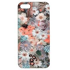 Spring Flowers Apple Iphone 5 Hardshell Case With Stand