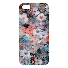 Spring Flowers iPhone 5 Premium Hardshell Case