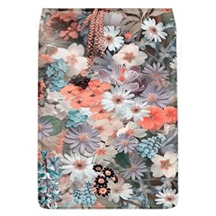 Spring Flowers Removable Flap Cover (Large)