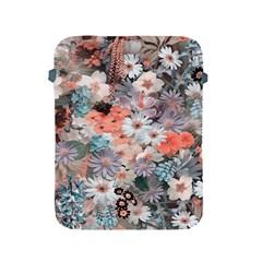 Spring Flowers Apple iPad Protective Sleeve