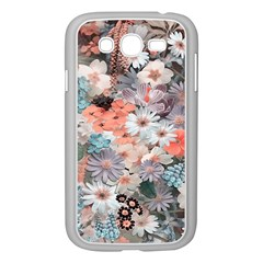 Spring Flowers Samsung Galaxy Grand DUOS I9082 Case (White)