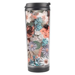 Spring Flowers Travel Tumbler