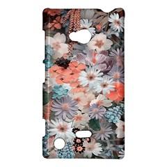 Spring Flowers Nokia Lumia 720 Hardshell Case