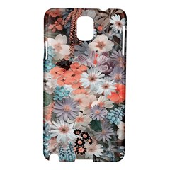 Spring Flowers Samsung Galaxy Note 3 N9005 Hardshell Case