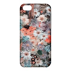 Spring Flowers Apple iPhone 5C Hardshell Case