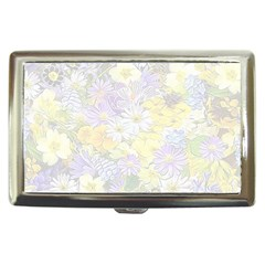 Spring Flowers Soft Cigarette Money Case