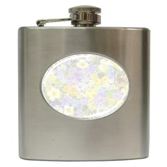 Spring Flowers Soft Hip Flask