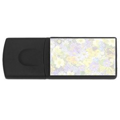 Spring Flowers Soft 2GB USB Flash Drive (Rectangle)