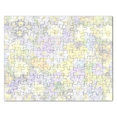 Spring Flowers Soft Jigsaw Puzzle (Rectangle)