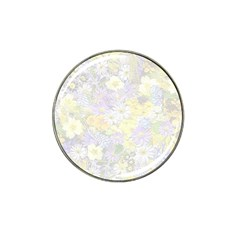 Spring Flowers Soft Golf Ball Marker (for Hat Clip)