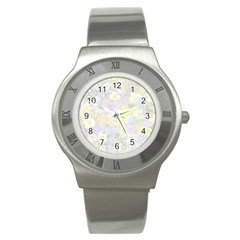 Spring Flowers Soft Stainless Steel Watch (slim)