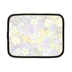 Spring Flowers Soft Netbook Sleeve (Small)