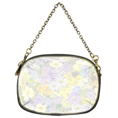 Spring Flowers Soft Chain Purse (One Side)