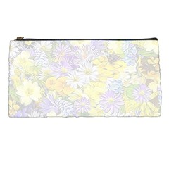 Spring Flowers Soft Pencil Case