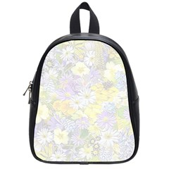 Spring Flowers Soft School Bag (Small)