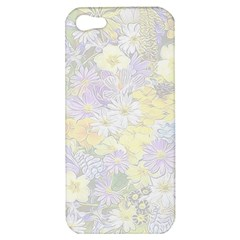 Spring Flowers Soft Apple iPhone 5 Hardshell Case