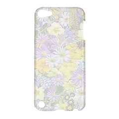 Spring Flowers Soft Apple iPod Touch 5 Hardshell Case