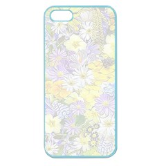 Spring Flowers Soft Apple Seamless iPhone 5 Case (Color)