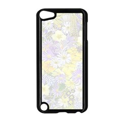 Spring Flowers Soft Apple Ipod Touch 5 Case (black)