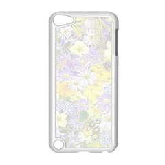 Spring Flowers Soft Apple iPod Touch 5 Case (White)