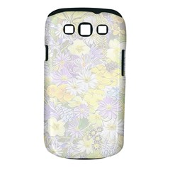 Spring Flowers Soft Samsung Galaxy S Iii Classic Hardshell Case (pc+silicone)